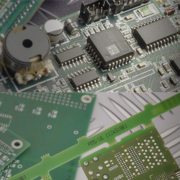 Impresora de Tinta CIJ para Tablillas electrónicas SMT